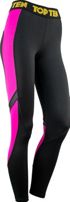 TOP TEN Training Leggings Black/Pink