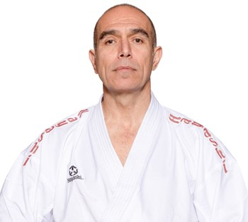 Karategi Hayashi AIR DELUXE KUMITE WKF approved Premiere League Red