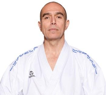 Karategi Hayashi AIR DELUXE KUMITE WKF approved Premiere League Blue