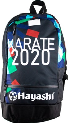 "Backpack HAYASHI ""Karate 2020"""