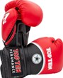 "Guantoni Boxe TOP TEN ""4 Select"" Rosso 10/12/14/16 oz"