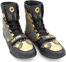 "Scarpe Boxe TOP TEN ""Generation 2020"" Oro"