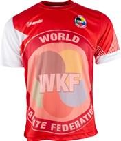 """T-Shirt HAYASHI WKF """"World"""""""