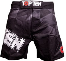 "Pantaloncini TOP TEN MMA ""Prism"""