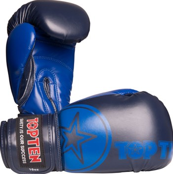 "Guantoni Kickboxing Top Ten ""Blue Ocean"" 10 oz"