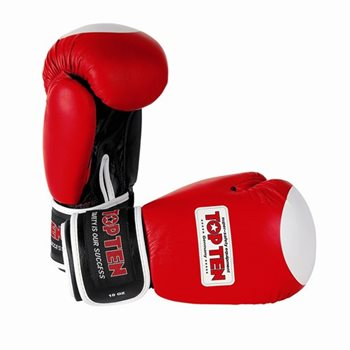 Boxing Gloves TOP TEN Competition AIBA Design 10 Oz