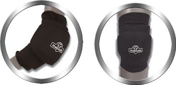 Fasce elastiche protettive per gomiti e ginocchia HAYASHI