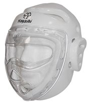HAYASHI Headguard with face mask