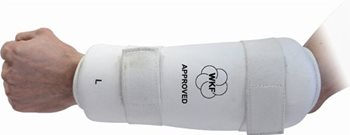 HAYASHI Forearm Guard WKF approved