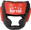 Boxe Headguard TOP TEN Sparring - genuine leather