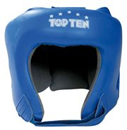 TOP TEN official AIBA Boxe Headguard with AIBA label