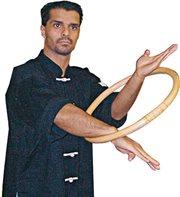 Anello da allenamento WING CHUN