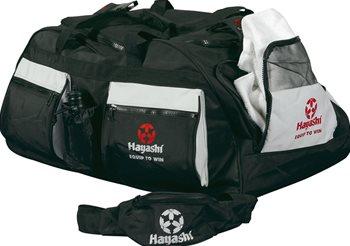 HAYASHI EQUIP TO WIN Sportbag