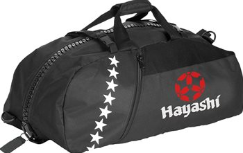 Borsa multifunzione zaino/tracolla HAYASHI SPORT BAG