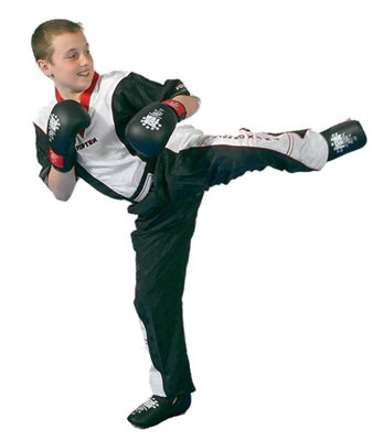 Divisa Kickboxing TOP TEN KICKBOXING Kids