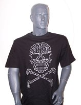 TOP TEN Skull T-Shirt