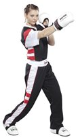 Kickboxing Uniform TOP TEN PQ Mesh