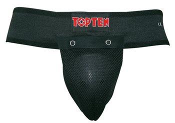 TOP TEN Cup & Supporter Black