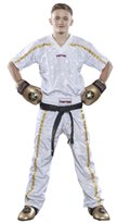"Kickboxing Jacket TOP TEN MESH ""Star-Collection"""