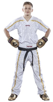 "Casacca Kickboxing TOP TEN MESH Kids ""Star-Collection"""
