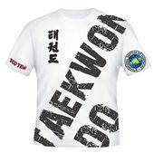 """T-Shirt TOP TEN """"TAEKWON DO"""""""
